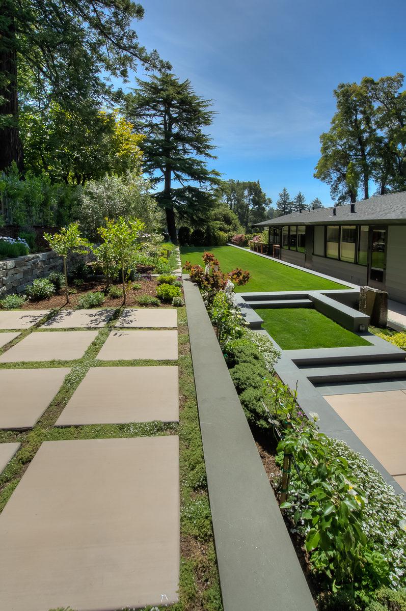 david thorne la mid century modern - Mid Century Modern Homes Landscaping